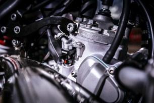KTM EXC wtrysk