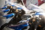 BMW HP4 Race z bliska