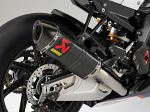 hp4 race wydech akrapovic