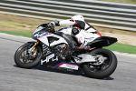 motocykl sportowy bmw hp4 race