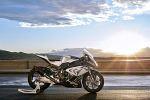 sportowy motocykl widok