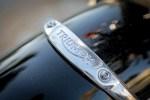Triumph Bonneville T100 emblemat