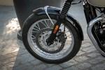Triumph Bonneville T100 hamulec