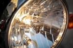 Triumph Bonneville T100 lampa