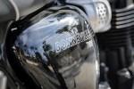 Triumph Bonneville T100 pokrywa