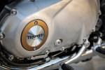 Triumph Bonneville T100 pokrywa silnika