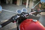 Triumph Bonneville T100 stery