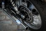 Triumph Bonneville T100 tylne kolo