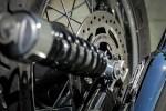 Triumph Bonneville T100 tylny amortyzator