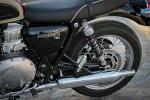 Triumph Bonneville T100 wydech