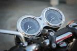 Triumph Bonneville T100 zegary