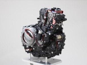 BMW F750GS SILNIK 4