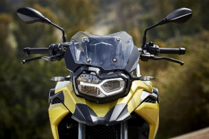 BMW F 750 GS STATIC FRONT