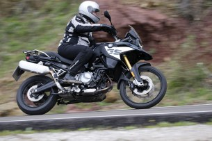 BMW F850GS Exclusive road2
