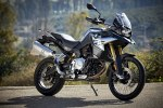BMW F850GS Exclusive stand1
