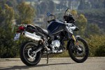 BMW F850GS Exclusive stand2
