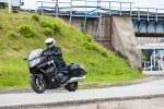 BMW K1600B dynamicznie