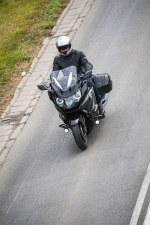 BMW K1600B model 2018 jazda 09