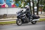 BMW K1600B w akcji