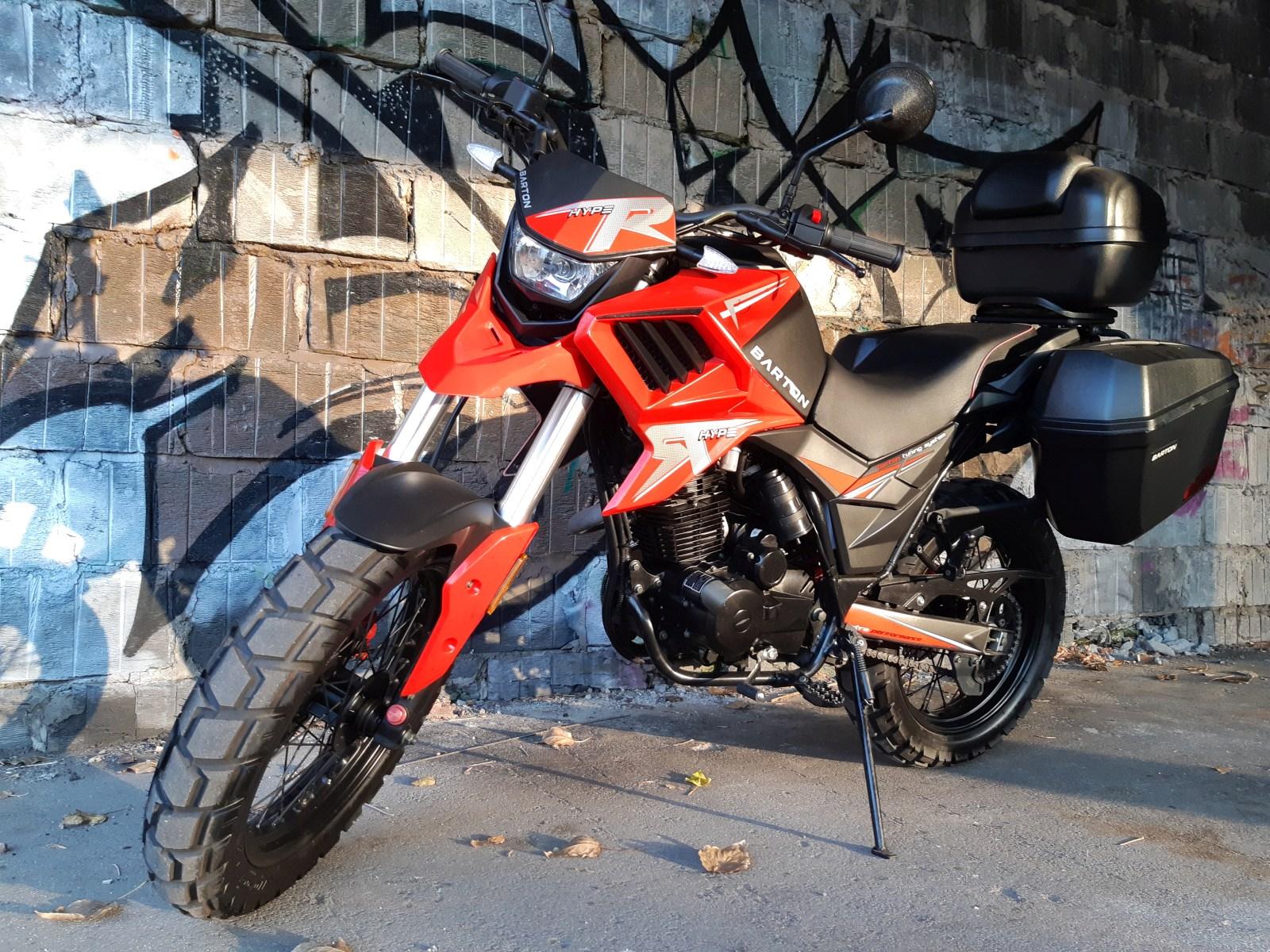 Barton Hyper 125 Euro4 02