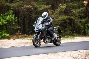 1260 multistrada barry test