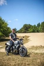 Ducati Scrambler 1100 Special Konrad test