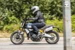 Ducati Scrambler 1100 Special akcja