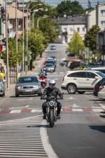 Ducati Scrambler 1100 Special na ulicy