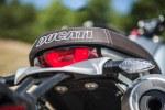 Ducati Scrambler 1100 Special test motocykla 2018 lampa tyl