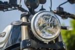 Ducati Scrambler 1100 Special test motocykla 2018 reflektor