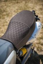 Ducati Scrambler 1100 Special test motocykla 2018 siodlo