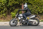Ducati Scrambler 1100 Special w akcji