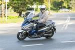 Honda Forza 125 2018 akcja