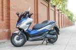 Honda Forza 125 2018 lewy bok