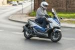 Honda Forza 125 2018 na drodze
