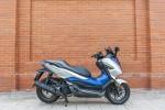 Honda Forza 125 2018 prawy bok