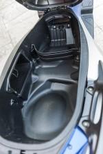Honda Forza 125 2018 schowek