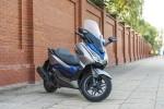Honda Forza 125 2018 statyka