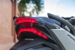 Honda Forza 125 2018 tylne swiatlo