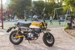 Honda Monkey 125 test 03