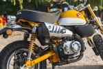 Honda Monkey 125 test 10