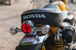 Honda Monkey 125 test 13
