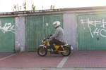 Honda Monkey 125 test 26