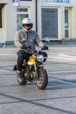 Honda Monkey 125 test 42