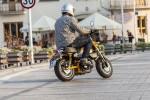 Honda Monkey 125 test 56