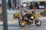Honda Monkey 125 test 63