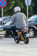 Honda Monkey 125 test 68
