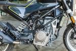 svartpilen 401 silnik