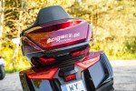 Honda GL1800 GOLD WING 2018 kufer