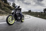 test yamaha mt 07